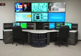 Command Center Furniture Design new control room for plains all american pipeline