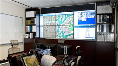 One-Stop for Control Room Furniture and Video Wall Manufacturing