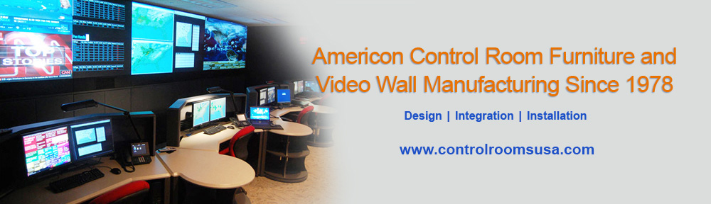 Control Room Console Manufacturer and Audiovisual Systems ...