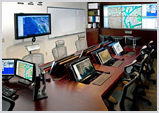 Command Center for Port Police EOC
