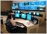 Command Center Furniture for Manufacturing Operations