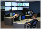 Command Center Furniture for Outsourcing Operations