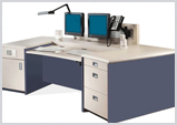 Concentric Arc Workstation - Purple
