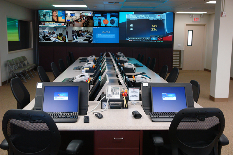 Modern Emergency Operations Center for Mission Critical ...