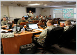 Military Departement Emergency Management Centers