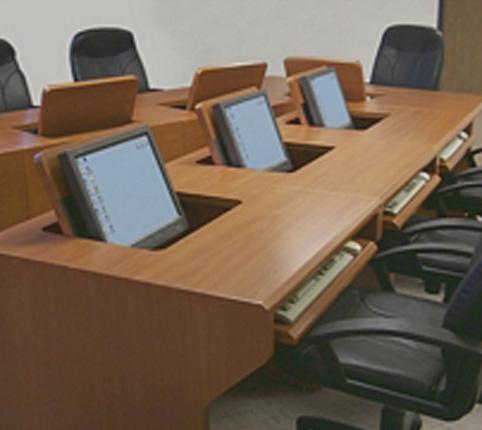 Emergency Operations Center Furniture Designed For Large