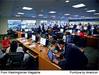 Industrial Emergency Operations Center Design Services