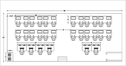 Emergency Operations Center Layout And Space Planning