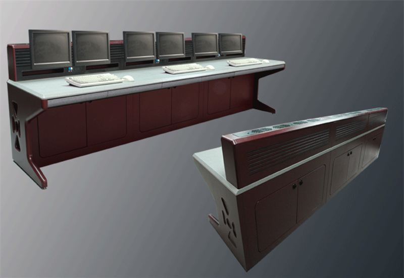 Industrial Process Control Room Furniture And Consoles